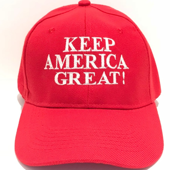 Keep America Great Again Hat Flex Fit hat w// 45 AND TRUMP 2020 KAG HAT